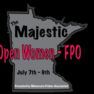 Majestic-Open-Women-logo